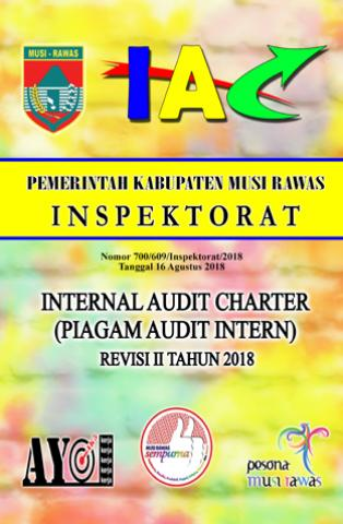 Piagam Audit Intern (Internal Audit Charter) Revisi Tahun 2018